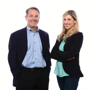 Scott Dubin and Liz Stone image